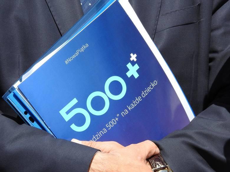 Konferencja 500 plus paszkowski dobrowolski supraśl fot. olga gozdziewska / kurier poranny, gazeta wspolczesna / polskapress