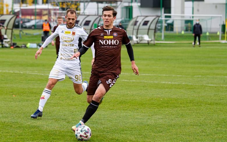 W Garbarni występował w rundzie jesiennej bieżącego sezonu na zasadzie wypożyczenia z Wisły Kraków. Rozegrał 4 ligowe mecze (1 w wyjściowym składzie)
