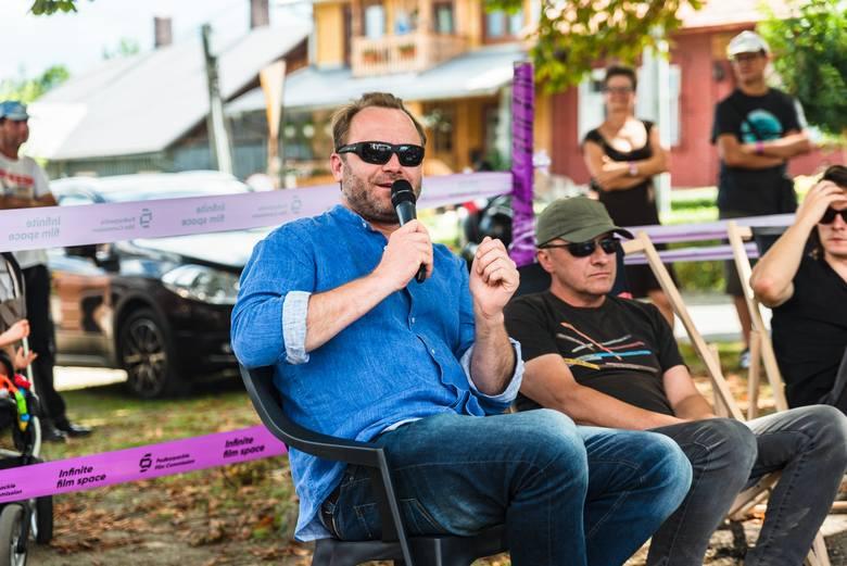 Podkarpacki Szlak Filmowy otwarty. Zobacz zdjęcia z 2-dniowej imprezy w Jaśliskach
