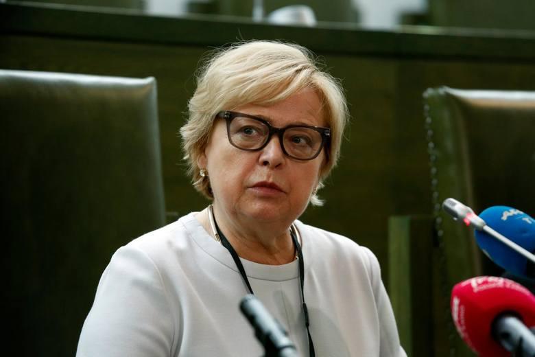 W swoim oświadczeniu Małgorzata Gersdorf powołuje się na wyrok Sądu Najwyższego, który zapadł 5 grudnia.