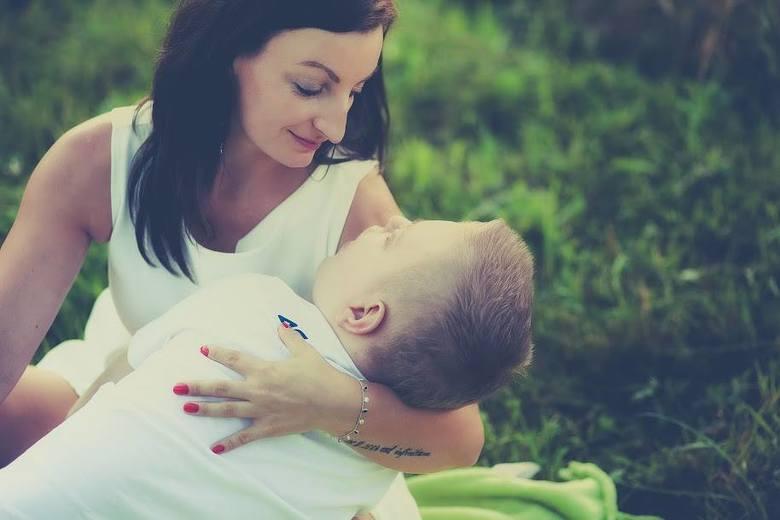Małgorzata Janik: Do końca życia będę mamą, mimo, że synek odszedł pół roku temu. Jest moim aniołem i teraz to on się mną opiekuje