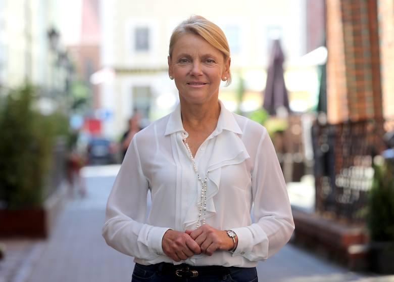 Szczecin. Małgorzata Jacyna-Witt przegrała przed sądem. Radna nie składa jednak broni
