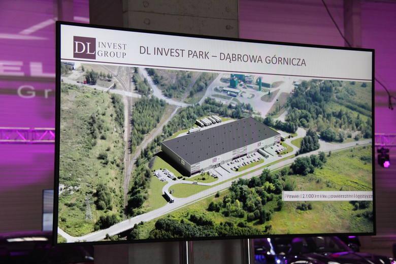 Otwarcie DL Invest Park Psary