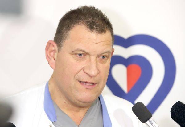 Michał Krekora, zastępca kierownika Kliniki Położnictwa, Peritanologii i Ginekologii w ICZMP.
