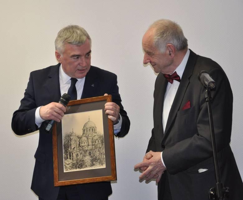 Otwarcie Ośrodka Architektury i Humanistyki Politechniki Świętokrzyskiej w Sandomierzu