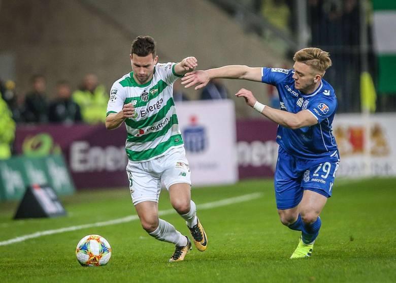 Lech Poznań i Lechia Gdańsk mają piłkarzy o dużym potencjale.