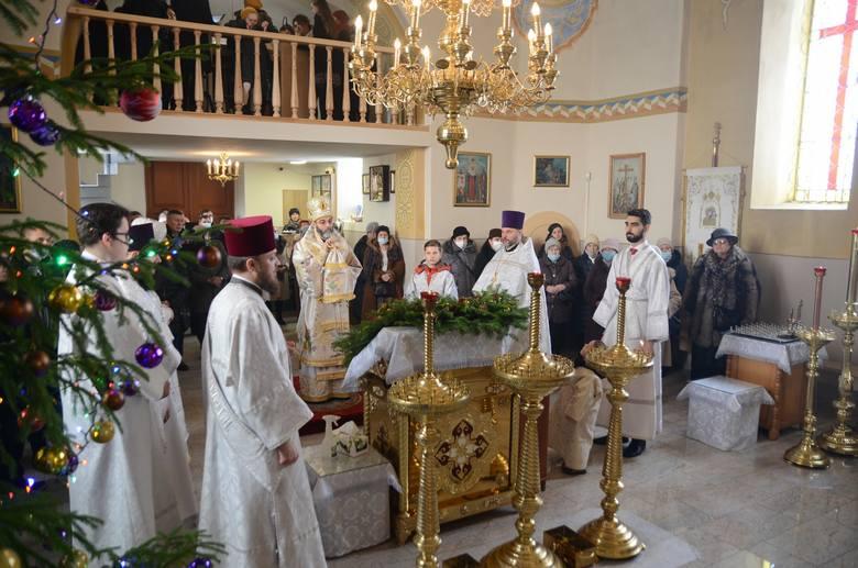 Fasty. Cerkiew Podwyższenia Krzyża Pańskiego przeszła małe poświęcenie po generalnym remoncie