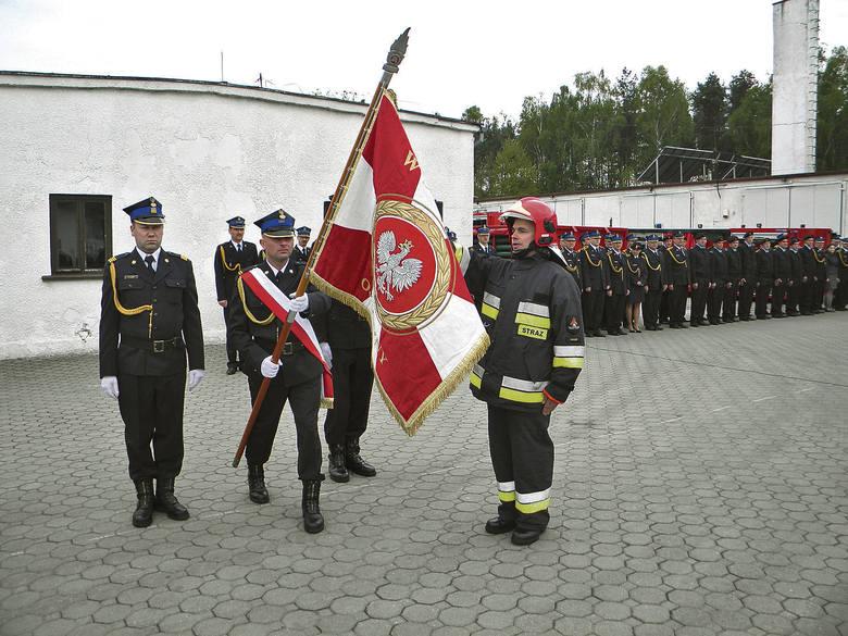 Strażacy w pełni zasłużyli na te honory