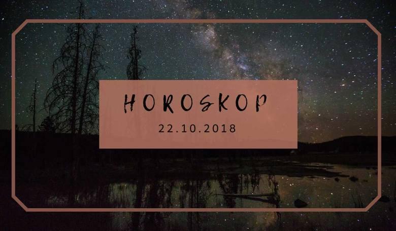 Horoskop na 22 października dla każdego znaku Zodiaku. Oto horoskop dzienny na poniedziałek, 22 października. Sprawdź swój horoskop na dziś