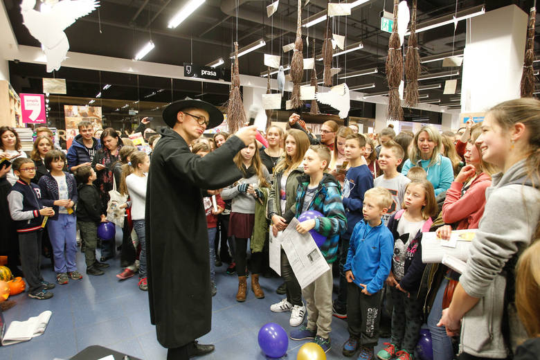 21.10.2016 rzeszow premiera harry potter fot krzysztof łokaj / ppg