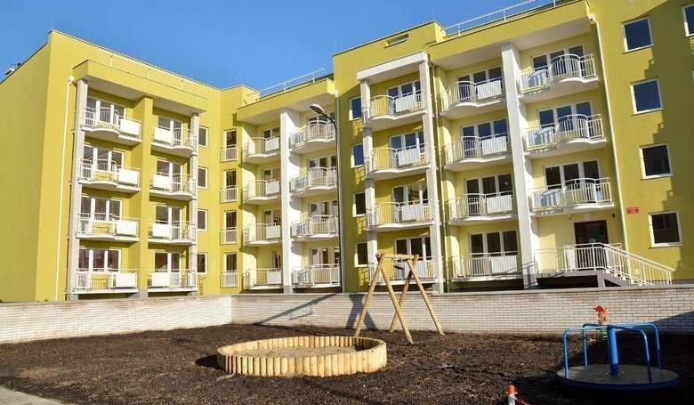 """TBS """"Nowy Dom"""", którego zadaniem jest budowa mieszkań, zanotowało w 2018 r. 2,3 mln zł."""