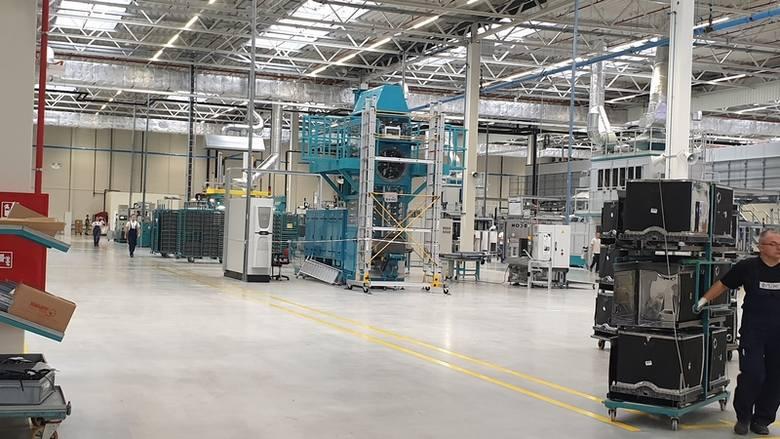 Nowa fabryka w Łodzi już pracuje! Jest praca dla 1500 osób! To jeden z największych zakładów produkcyjnych branży AGD w Europie