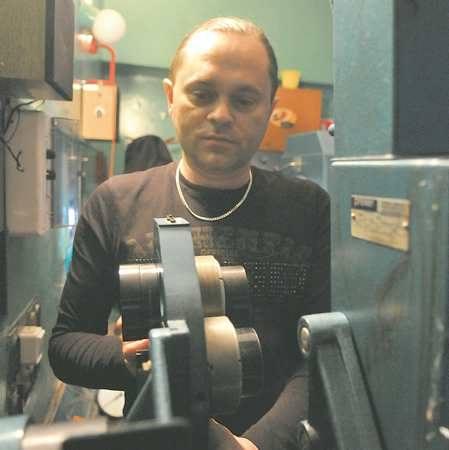 Zbigniew Napieralski 20 lat wyświetlał w Wenus filmy