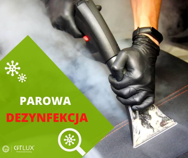 GTLux Mobilna Myjnia Parowa Lublin