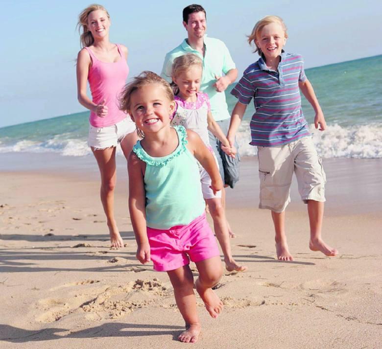 Bon turystyczny 500 zł na każde dziecko na wakacje
