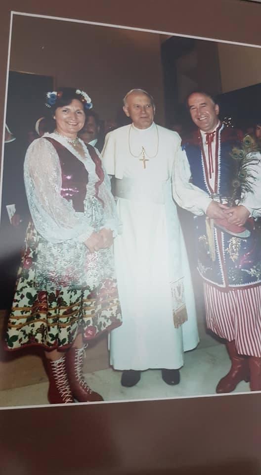 Kraków. Tablica upamiętnia Barbarę i Zenona Hajdugów