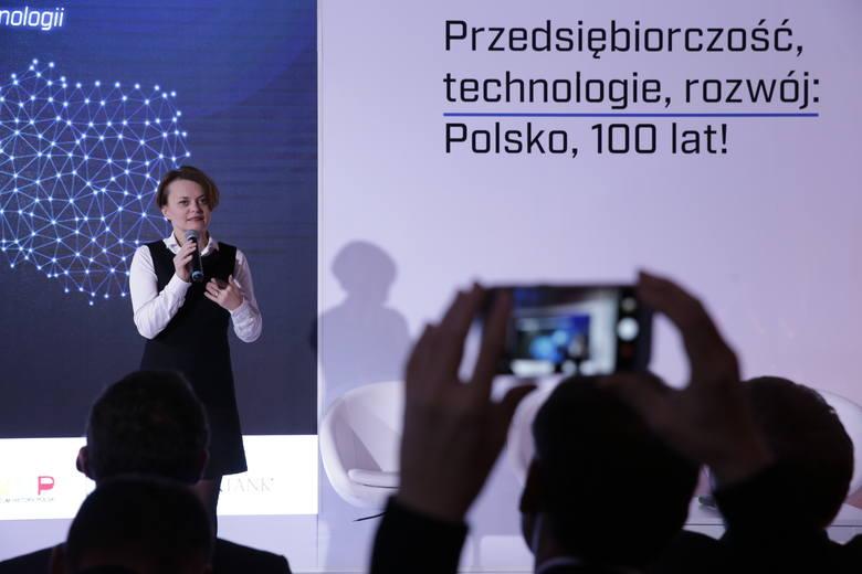 - Jeśli myślimy dzisiaj co jest polską marka, to z całą pewnością jest to jakość polskiego informatyka i jakość polskiego inżyniera- mówiła minister