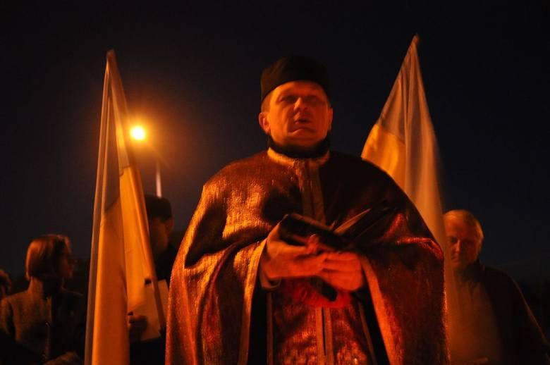Dzisiaj Ukraina, jutro…Manifestacja w Szczecinku [zdjęcia, wideo]