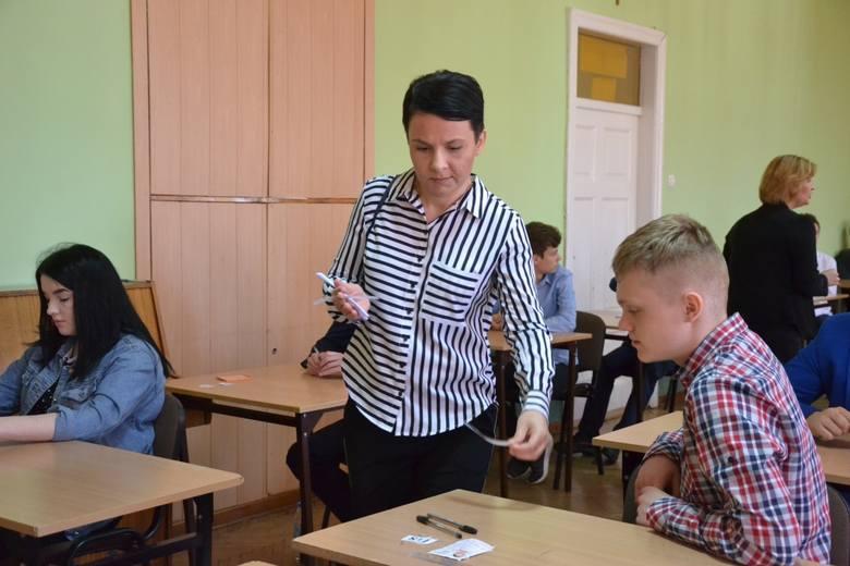 W ubiegłym tygodniu gimnazjaliści przez trzy dni pisali egzaminy. Rozpoczęli od przedmiotów humanistycznych, a skończyli na językach obcych. To już przedostatni