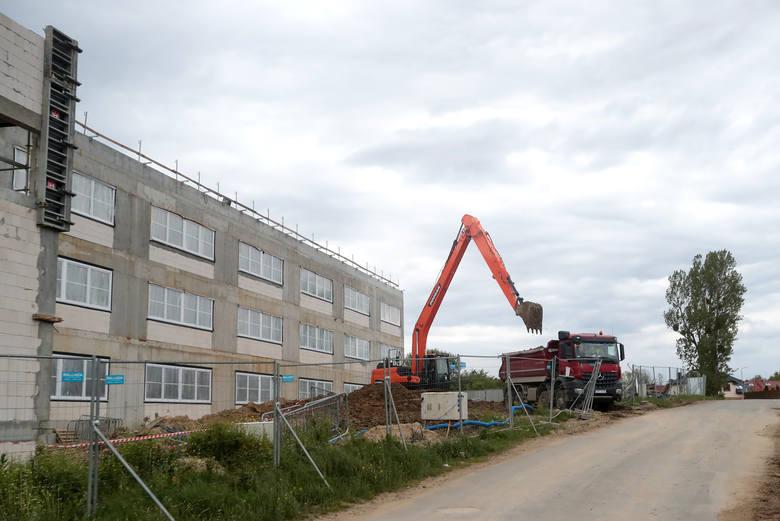 Co z nową szkołą na Warszewie w Szczecinie? Kiedy zostanie otwarta?