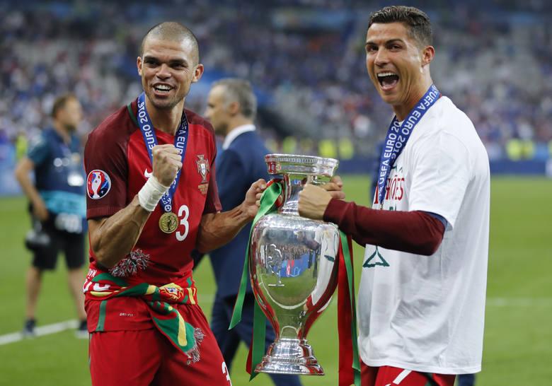 Pepe: Cristiano powiedział, żebyśmy wygrali dla niego