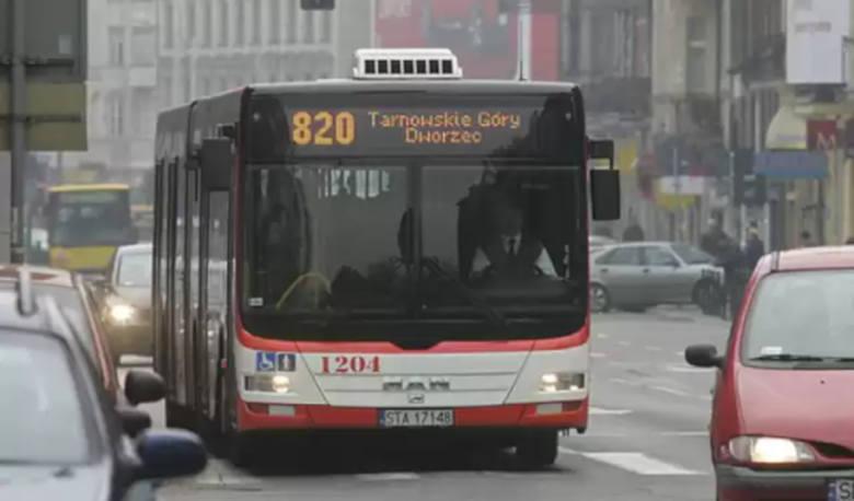 820 na trasie Tarnowskie Góry - Katowice