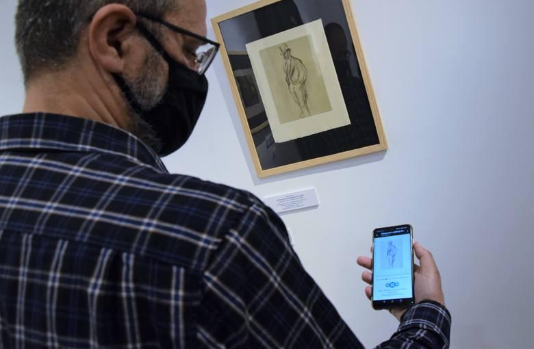 """""""Edgar Degas - impresjonizm szczera prawda"""", to tytuł wystawy, którą oglądać można w Muzeum im. Jana Kasprowicza w Inowrocławiu. Znajdujące"""