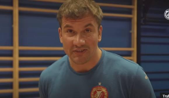 Trener przygotowania motorycznego Kamil Migdał