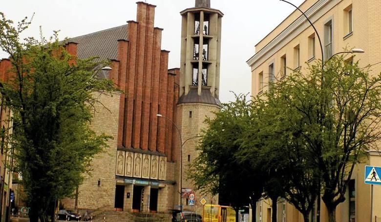 Do znieważenia doszło w kościele o. Franciszkanów w Jaśle.