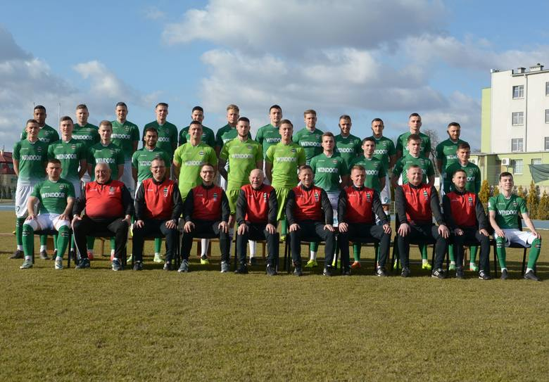 We wtorek, 26 lutego, piłkarze Radomiaka Radom tradycyjnie spotkali się na sesji zdjęciowej przed startem kolejnej rundy rozgrywek. Prezentujemy zdjęcie