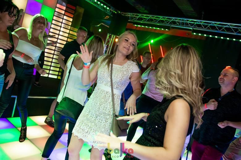 Za nami kolejny gorący weekend. A co działo się na toruńskich parkietach? Zobaczcie galerię z piątkowej imprezy w Bajka Disco Club!
