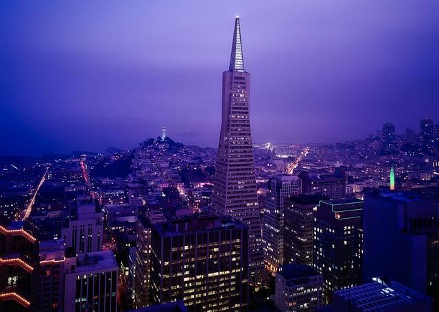 San Francisco (USA) zamyka pierwszą piątkę najdroższych miast świata.Przyjmie nas z otwartymi ramionami, jeśli mamy 9 tys. złotych na wynajem mieszkania