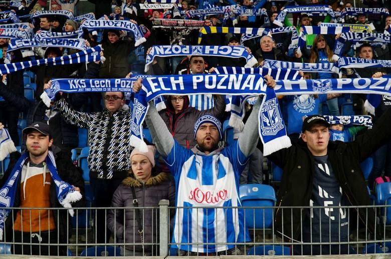 Mecz Lech Poznań - Górnik Zabrze (4:1) oglądało na stadionie przy Bułgarskiej 8 634 kibiców. Byłeś na meczu Kolejorza? Znajdź się na zdjęciach!Przejdź