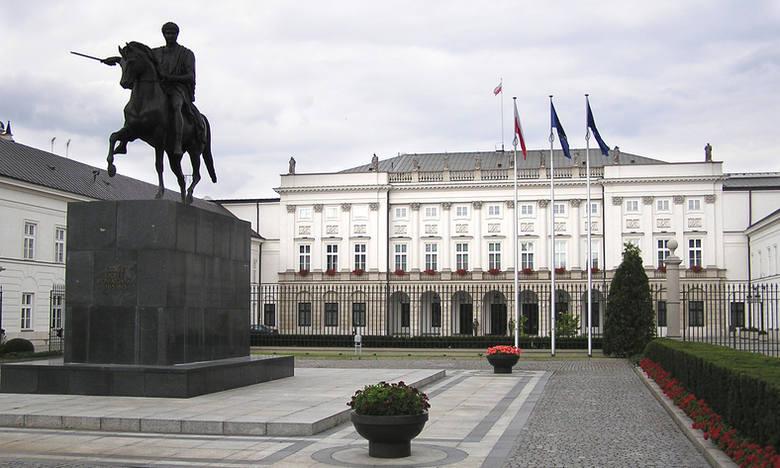 Marta  zabrała rzeczy rodziców z Pałacu Prezydenckiego