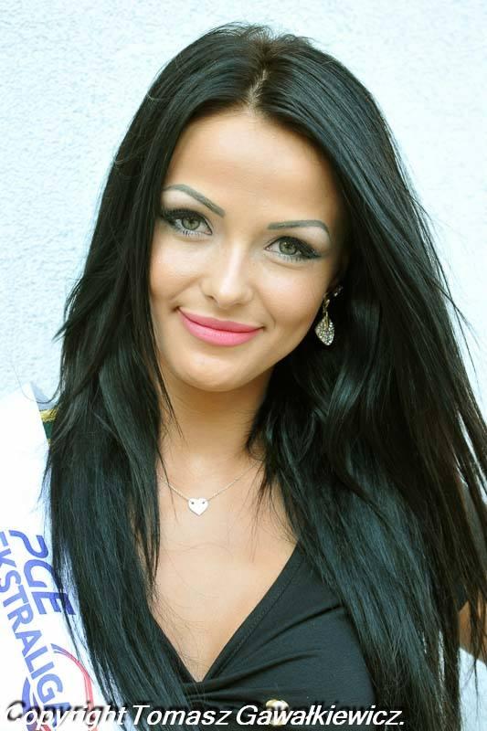 Oliwia Brówka w etapie finałowym, w którym o tytuł miss rywalizowało osiem najpiękniejszych uzyskała ponad 26 proc. głosów kibiców. Drugie miejsce zajęła