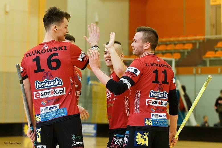 Jakub Sujkowski i Tomasz Sokołowski zagrali bardzo dobre spotkanie