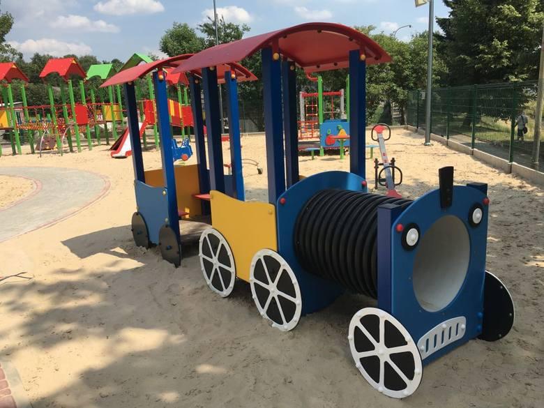 W niedzielę 1 lipca o godzinie 14 odbędzie się oficjalne otwarcie placu rekreacyjno – wypoczynkowego przy Promenadzie w Opatowie. Jest to teren zielony