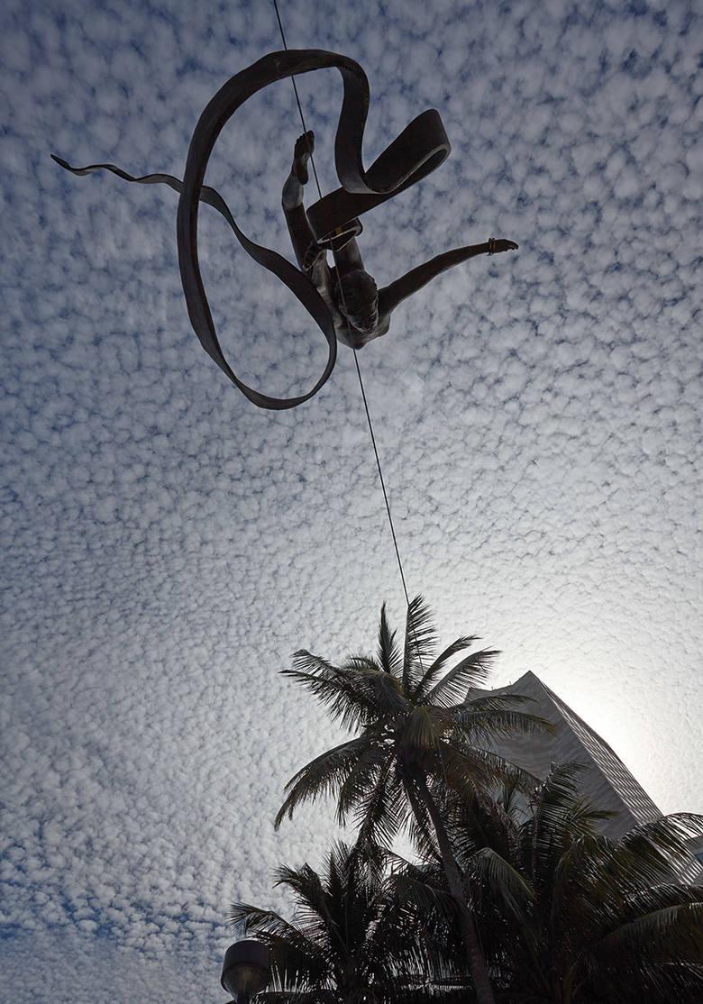 Rzeźby Jerzego Kędziory są znane na całym świecie