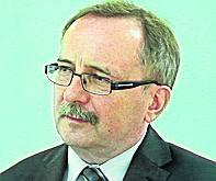 Mirosław Koziura, wiceprezes WUG