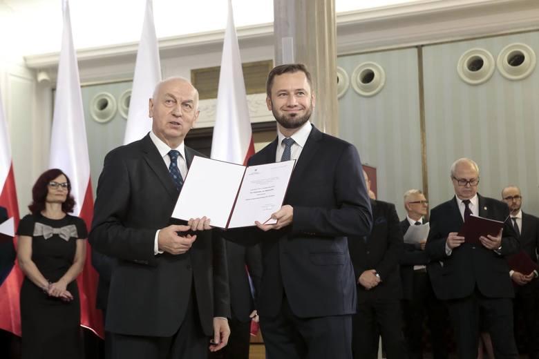 Radni wyróżnieniAleksander Miszalski (KO), 5. Dotychczasowy szef klubu KO w radzie miasta został posłem. Wcześniej był bardzo aktywnym radnym. Co sesję