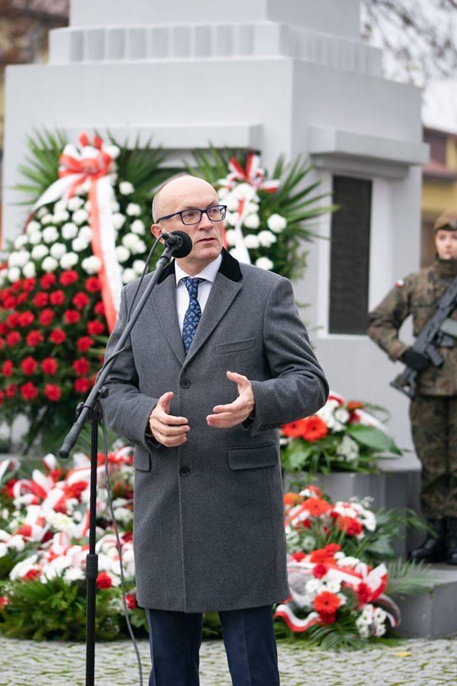 Mieszkańcy powiatu wysokomazowieckiego świętowali niepodległość naszej ojczyzny.