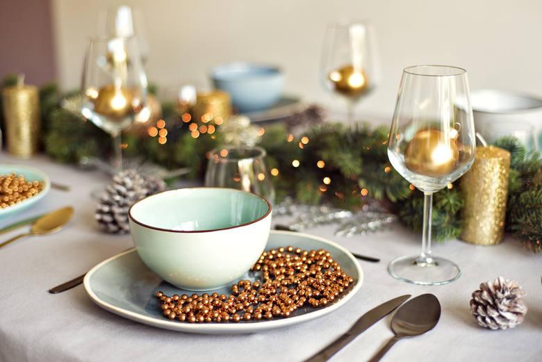 Jak Udekorować świąteczny Stół Dekoracje Na Boże Narodzenie