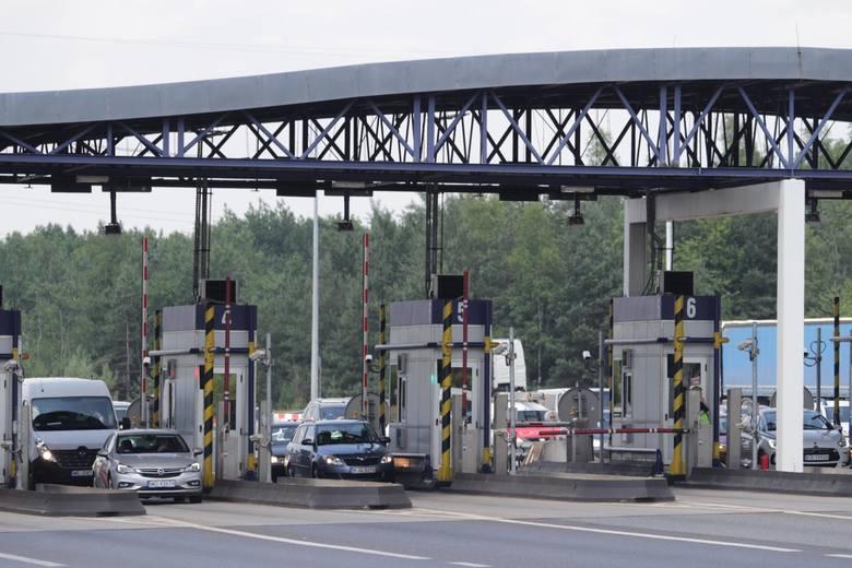 Nowe ceny na autostradzie A4 Katowice - Kraków