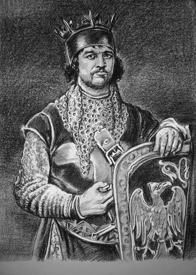 Leszek Czarny był księciem łęczyckim i sieradzkim