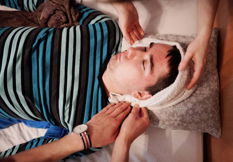 Albert Radomski wymaga całodobowej rehabilitacji.