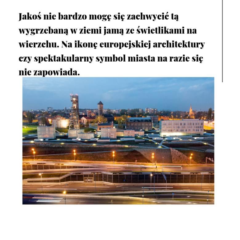 Muzeum Śląskie. Tak internauci oceniali zwycięski projekt w 2007. Konkurs wygrało biuro Riegler Riewe Architekten. Dziś to ikona Katowic