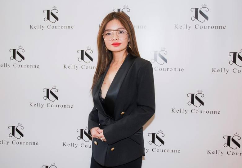 Gwiazdy na prezentacji marki Kelly Couronne
