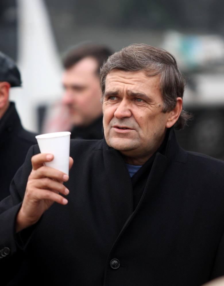 Roman Karkosik, jeden z najbogatszych ludzi w Polsce.