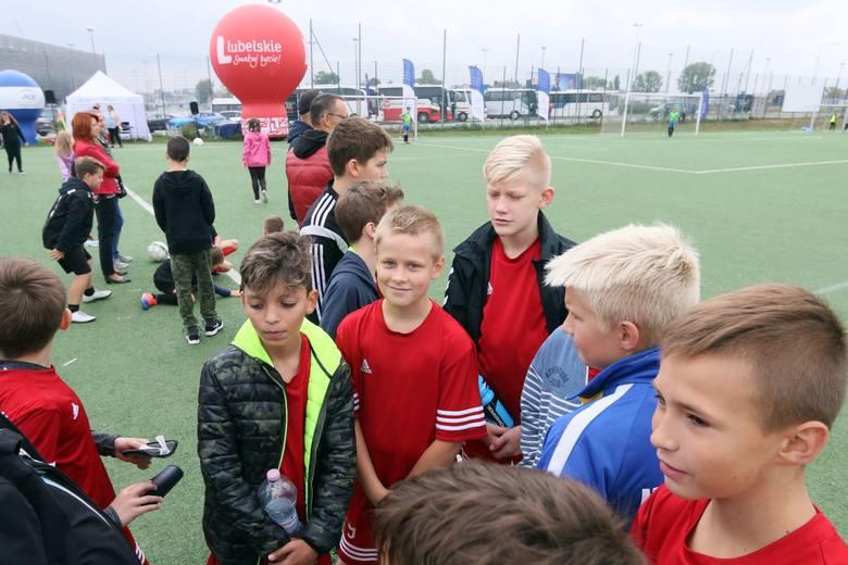 Festyn i turniej piłkarski na Arenie Lublin (ZDJĘCIA)