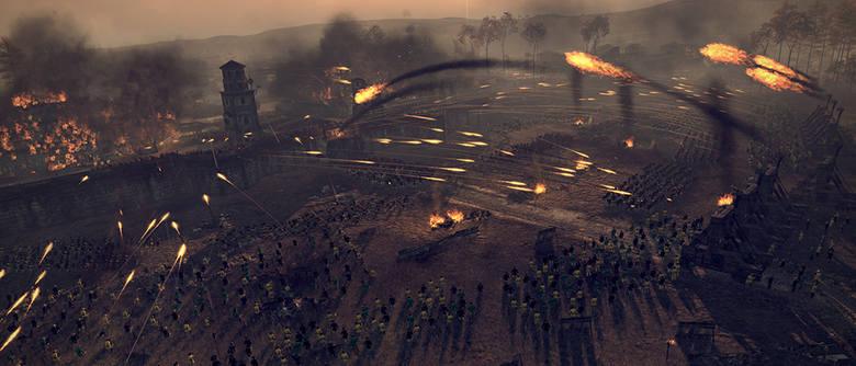 Total War: AttilaPremiera gry Total War: Attila została zaplanowana na przyszły rok